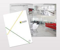 Brochure per Cecchetti Arredamenti, 2013.