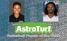 Flagler's Spencer, GSW's Davis Named PBC AstroTurf Players of the Week