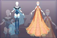 [Close]  Adoptable Outfit Auction 12-13 by LifStrange.deviantart.com on @DeviantArt