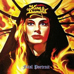 Fatal Portrait by King Diamond (Vinyl, Sep-2014, Metal Blade) New