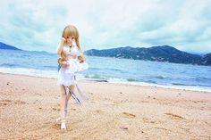 海辺の少女1/Seaside girls