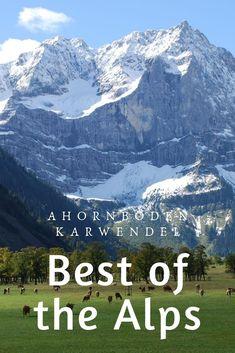 Hiking Europe, Reisen In Europa, Travel Advice, Alps, Trekking, Mount Everest, Around The Worlds, Mountains, Places