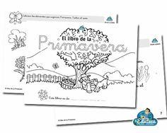 RECURSOS INFANTIL | El libro de la Primavera ~ La Eduteca
