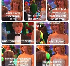 The Suite Life of Zack and Cody Zack And Cody Funny, Zack Et Cody, Funny Disney Memes, Disney Quotes, Disney Dream, Cute Disney, Sweet Life On Deck, Old Disney Tv Shows, Old Disney Channel