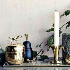 It's all in the details. Give your home a personal touch and decorate with your favorite accessories 👏 Broste Copenhagen, Nordic Interior, Your Favorite, Mid-century Modern, Candle Holders, Mid Century, Candles, House Styles, Instagram Posts