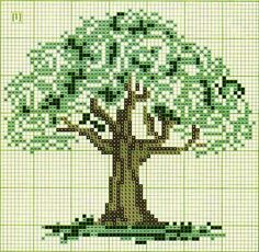 Most current Totally Free Cross Stitch tree Style Cross-stitch is a simple form of needlework, like minded towards materials there for stitchers today Cross Stitch House, Cross Stitch Tree, Cross Stitch Alphabet, Modern Cross Stitch, Cross Stitch Flowers, Cross Stitch Charts, Cross Stitch Designs, Cross Stitch Patterns, Cross Stitching