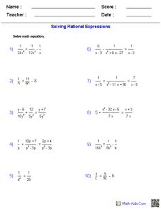 Simplifying Radical Expressions Worksheet Algebra 2