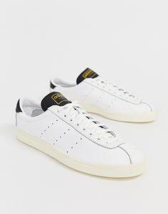 Shop adidas Originals Lacombe Sneakers White at ASOS. 713e41f5494d8