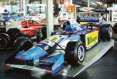 Benetton-Renault B195