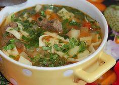 Самые вкусные рецепты: Домашний лагман Если мне не изменяет память, лагман это Kазахское блюдо :)