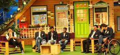 The Kapil Sharma Show 16th October 2016 Episode Guest Paralympics Team