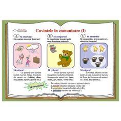 Cuvinte in comunicare - I Classroom, Album, Activities, Comics, School, Google, Literatura, Class Room, Comic Book