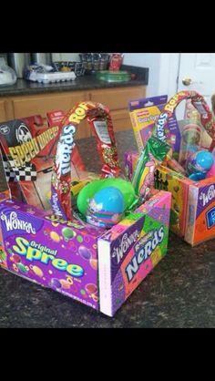 Adorable Easter basket idea!