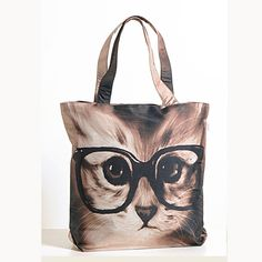 Animal Theme Bag - Cats-2