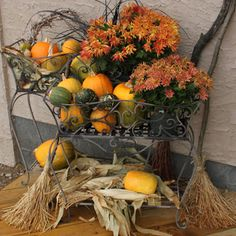 My Everything Corner: Autumn on The Front Porch