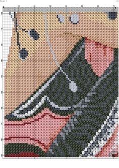 Photo Seed Bead Patterns, Beading Patterns, Counted Cross Stitch Patterns, Cross Stitch Charts, C2c, Elsa, Patchwork, Kids Rugs, Seed Beads