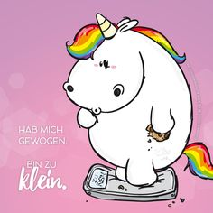 cool ... witzig ... knuddelig ... praktisch ... oder einfach nur inspirierend… Real Unicorn, The Last Unicorn, Unicorn Art, Magical Unicorn, Cute Unicorn, Unicorn Store, Funny Picture Quotes, Funny Pictures, Unicorn Quotes