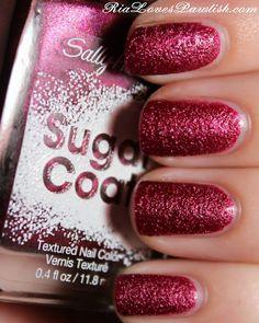 Sally Hansen Sugar Coat... Red Velvet