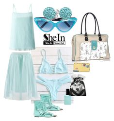 """""""2017 Summer Dreaming"""" by michelle858 ❤ liked on Polyvore featuring Boohoo, Miss Selfridge, Wild Diva, Vera Bradley, Olympia Le-Tan and Bling Jewelry"""