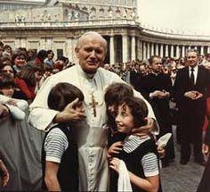 João Paulo II e a Armada Branca de Nossa Senhora