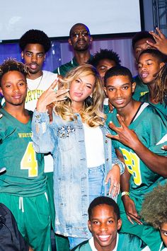 Beyoncé at the Harvey benefit in Houston. September 8th, 2017