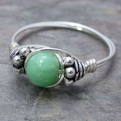 Picture only have to download file converter to open file for tutorial. Wire-Wrapped Ring