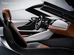 BMW, i8 스파이더
