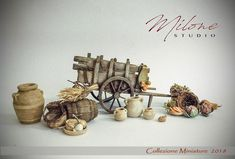 Immagine Market Stands, Rement, Hot Wheels Cars, Christmas Nativity, Zbrush, Diorama, 3d Printing, Action Figures, Place Card Holders