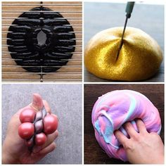 Pass the time with some SLIME hacks! video slime Pass the time with some SLIME hacks! Diy Craft Projects, Diy Crafts Hacks, Diy Arts And Crafts, Diy Crafts Videos, Creative Crafts, Crafts To Do, Diy Crafts For Kids, Kids Diy, Slime Craft
