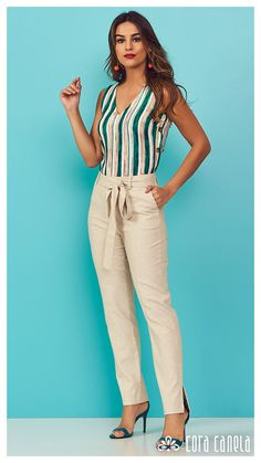 Casual Work Outfits, Work Casual, Chic Outfits, Casual Chic, Casual Looks, Casual Wear, Fashion Outfits, Womens Fashion, Dressy Pants