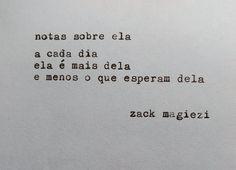 (Estranherismos) por zack magiezi