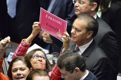 The impeachment of Rousseff is a coup d'etat: Golpe bajo en Brasil
