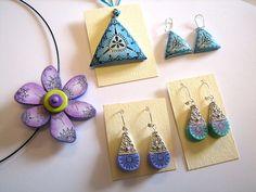 Trabajos realizados por alumnas by fperezajates, via Flickr  with ink?