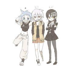 /Soul Eater/#454665 - Zerochan ❤ liked on Polyvore