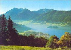 Schliersee, Bavaria, Germany.