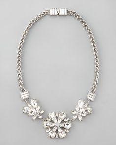 Y186V kate spade electric gardens necklace
