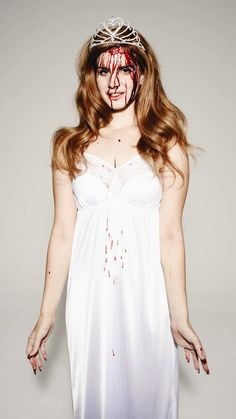 "New Outtake! Lana Del Rey as ""Carrie"" for Q Magazine (Feb.2012) #LDR"