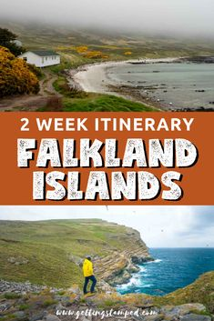Two Weeks in the Falkland Islands Itinerary and Travel Guide | The Falkland Islands are one of those rare places left where you can escape the modern world, located 300 miles to the east of the bottom tip of South America. Their remote location has left the Falklands a place for one of a kind wildlife encounters. | Getting Stamped - Couple #Travel & #Photography #Blog | #FalklandIslands #SouthAmerica  | south america travel Travel Plan, Travel Goals, Adventure Awaits, Adventure Travel, Top All Inclusive Resorts, Travel Guides, Travel Tips, South America Travel, Outdoor Adventures