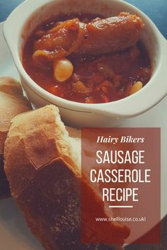 Hairy Bikers Sausage Casserole Recipe