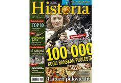 Tieteen Kuvalehti Historia 13/2012