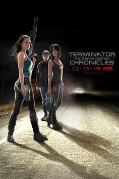 Terminator Sarah Connor Chronicles Summer Glau Lena Headey