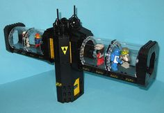 LEGO Moonbase | Flickr