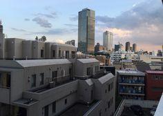 Apartment building located in the Akasaka neighbourhood of Tokyo