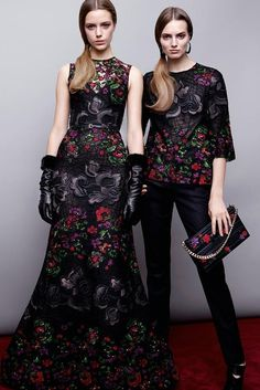 Elie Saab PF '15 look book