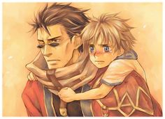See more 'Final Fantasy' images on Know Your Meme! Final Fantasy 3, Final Fantasy Artwork, Fantasy Images, Tidus And Yuna, Cg Artwork, This Is My Story, Father And Son, Finals, Fairy Tales