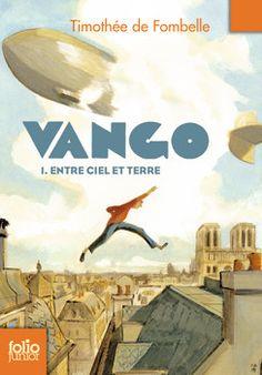 Vango - Folio Junior - Livres pour enfants - Gallimard Jeunesse