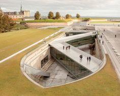 2015 AIA Institute Honor Awards recipients - Architecture | Danish Maritime Museum; Elsinore, Denmark by BIG | Bjarke Ingels Group. Photo © Luca Santiago Mora | Bustler