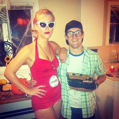 50 Last-Minute Couples Costumes That Require Little to No Effort: Lazy couples, listen up!