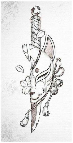 japanese tattoo drawings