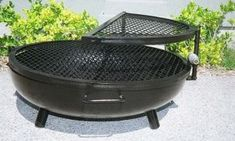 Metal Barbecue Pit Designs Fire Baskets : Bbq Smoker Supply!, The #1 Source For All Your Bbq